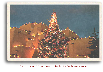 Santa Fe Unlimited Christmas In Santa Fe New Mexico